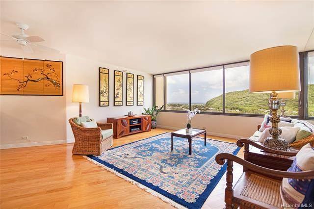 555 Hahaione Street 9H, Honolulu, HI 96825 (MLS #202107572) :: Corcoran Pacific Properties