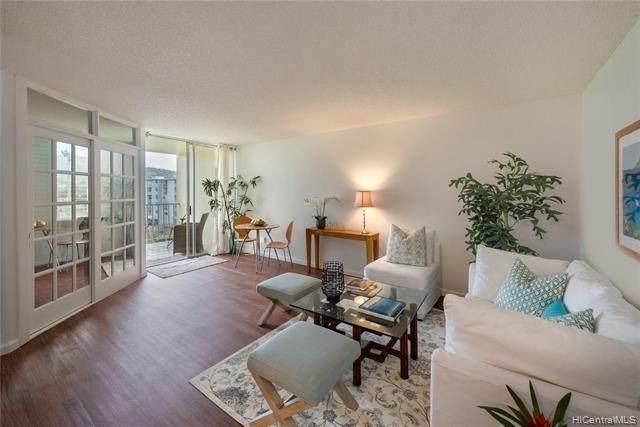1260 Richard Lane A408, Honolulu, HI 96819 (MLS #202107575) :: Keller Williams Honolulu