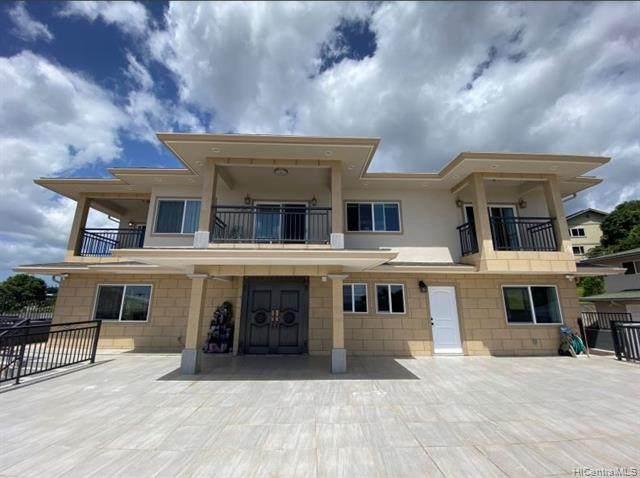 99-518 Aiea Heights Drive, Aiea, HI 96701 (MLS #202107584) :: LUVA Real Estate