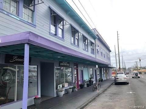 193 Kinoole Street, Hilo, HI 96720 (MLS #202107587) :: Barnes Hawaii