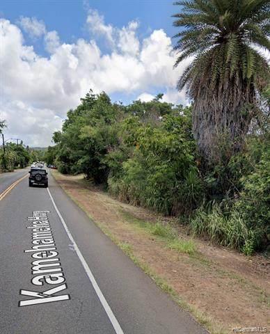 61-560 Kamehameha Highway, Haleiwa, HI 96712 (MLS #202107601) :: LUVA Real Estate