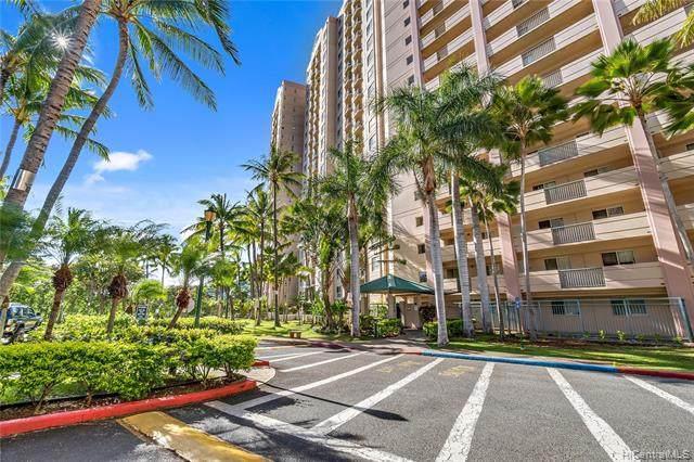 3054 Ala Poha Place #411, Honolulu, HI 96818 (MLS #202107636) :: Team Lally