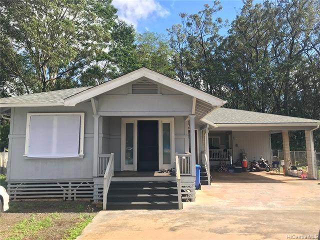 1975 Alai Place F, Wahiawa, HI 96786 (MLS #202107637) :: LUVA Real Estate