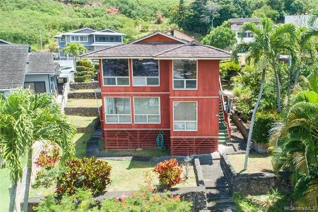 1169 Kupau Street, Kailua, HI 96734 (MLS #202107685) :: Hawai'i Life