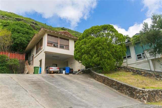 6001 Elelupe Place, Honolulu, HI 96821 (MLS #202107705) :: Team Lally