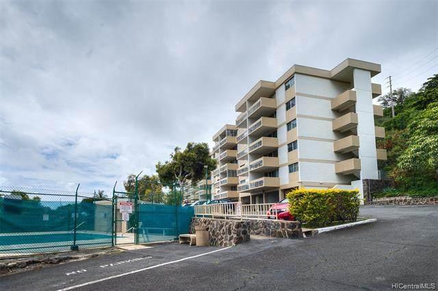 4970 Kilauea Avenue #305, Honolulu, HI 96816 (MLS #202107707) :: LUVA Real Estate