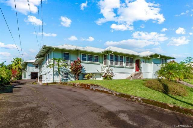 36 Komohana Street, Hilo, HI 96720 (MLS #202107729) :: Keller Williams Honolulu