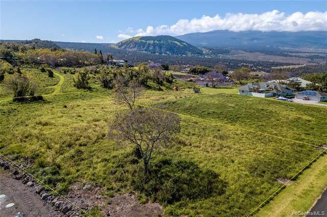 00 Puu Kamanu Lane Lot 42-A, Kailua Kona, HI 96740 (MLS #202107736) :: Keller Williams Honolulu