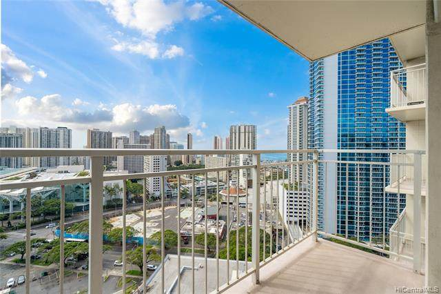 1655 Makaloa Street #2107, Honolulu, HI 96814 (MLS #202107764) :: Team Lally