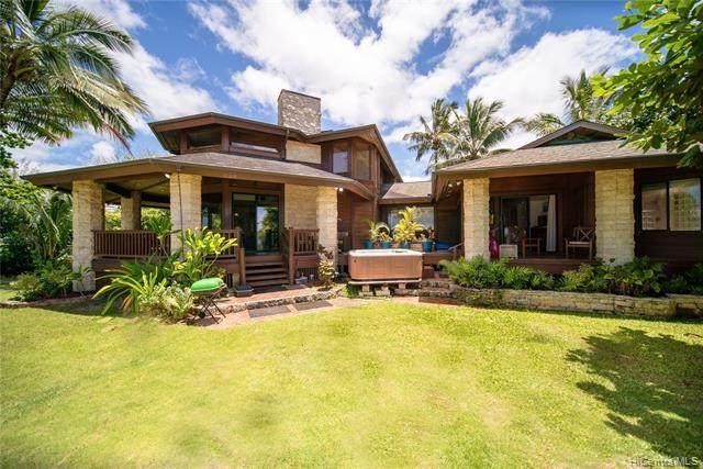 Address Not Published, Kilauea, HI 96754 (MLS #202107789) :: LUVA Real Estate