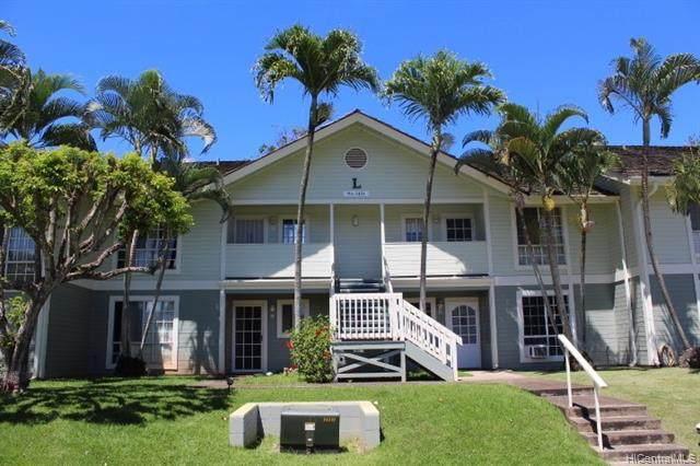 94-1451 Waipio Uka Street L203, Waipahu, HI 96797 (MLS #202107797) :: Keller Williams Honolulu