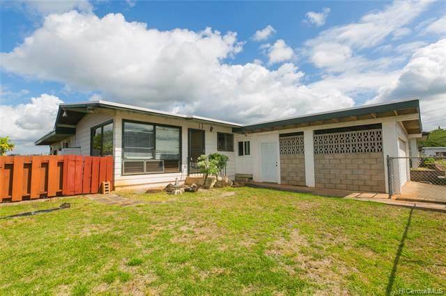99-354 Kulawea Place, Aiea, HI 96701 (MLS #202107822) :: LUVA Real Estate