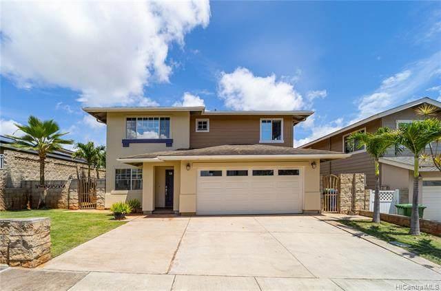 94-1101 Hahana Street #38, Waipahu, HI 96797 (MLS #202107854) :: Island Life Homes