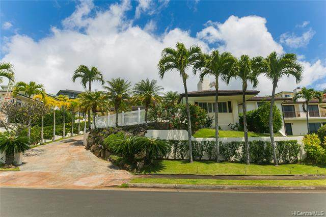 824 Ikena Circle, Honolulu, HI 96821 (MLS #202107861) :: Corcoran Pacific Properties