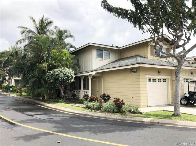92-1027A Koio Drive M10-1, Kapolei, HI 96707 (MLS #202107874) :: Corcoran Pacific Properties