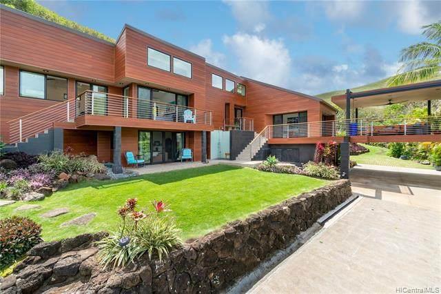 211 Luika Place, Kailua, HI 96734 (MLS #202107887) :: Corcoran Pacific Properties