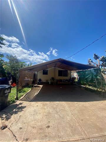 87-1405 Akowai Road, Waianae, HI 96792 (MLS #202107923) :: Keller Williams Honolulu