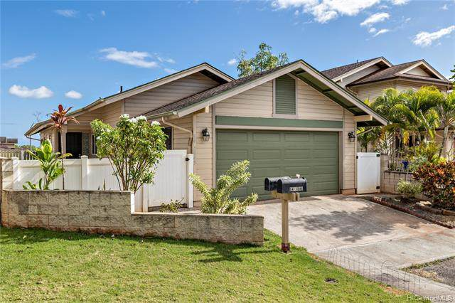 94-1045 Waiopae Street, Waipahu, HI 96797 (MLS #202107953) :: Keller Williams Honolulu