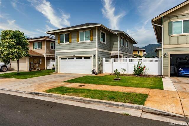 87-1648 Mokila Street, Waianae, HI 96792 (MLS #202107970) :: LUVA Real Estate
