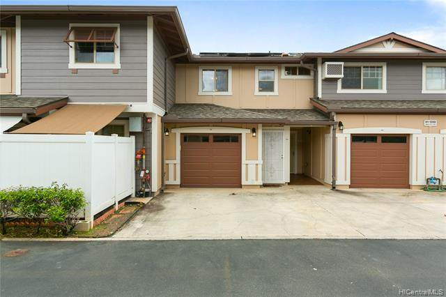 91-1259 Kamaaha Avenue #105, Kapolei, HI 96707 (MLS #202107984) :: Keller Williams Honolulu