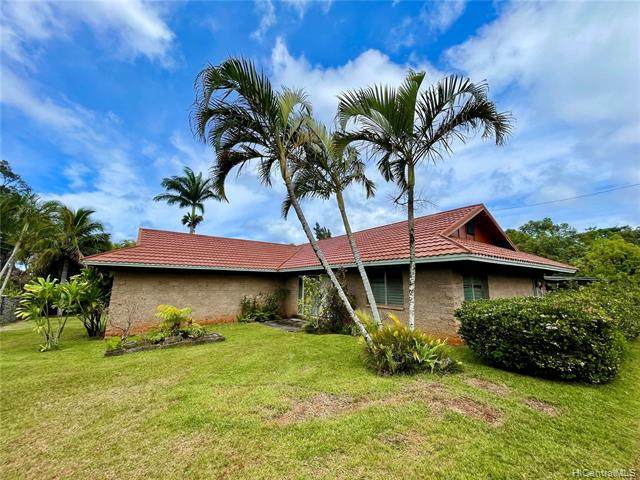 59-580 Pupukea Road, Haleiwa, HI 96712 (MLS #202108007) :: Team Lally