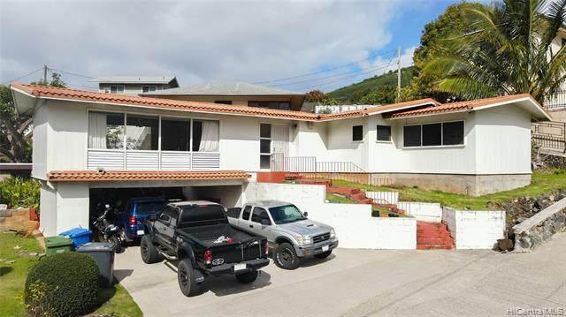 2666 E Manoa Road, Honolulu, HI 96822 (MLS #202108010) :: Keller Williams Honolulu