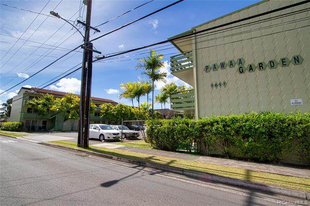 1627 Young Street B212, Honolulu, HI 96826 (MLS #202108028) :: Keller Williams Honolulu