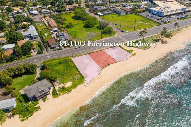 84-1103 Farrington Highway, Waianae, HI 96792 (MLS #202108071) :: Team Lally