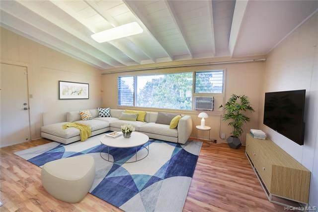 5422 Paniolo Place, Honolulu, HI 96821 (MLS #202108086) :: Corcoran Pacific Properties