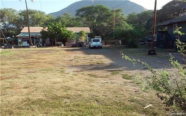 87-1992 Farrington Highway, Waianae, HI 96792 (MLS #202108094) :: LUVA Real Estate