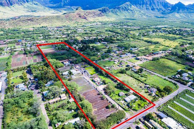 86-550 Halona Road, Waianae, HI 96792 (MLS #202108114) :: Keller Williams Honolulu