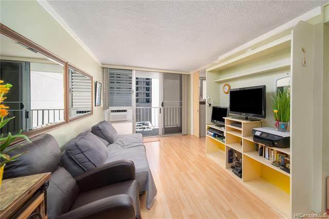 1617 Kapiolani Boulevard #604, Honolulu, HI 96814 (MLS #202108138) :: LUVA Real Estate