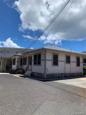 43 Kauila Street F, Honolulu, HI 96813 (MLS #202108144) :: Keller Williams Honolulu
