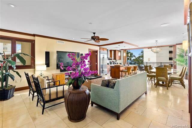 92-104 Waialii Place O-415, Kapolei, HI 96707 (MLS #202108147) :: Barnes Hawaii