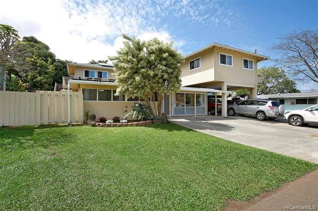 606 Ulumu Street, Kailua, HI 96734 (MLS #202108150) :: Keller Williams Honolulu