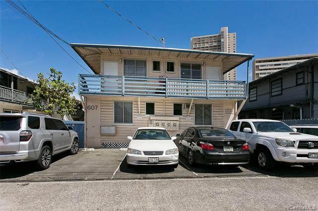 607 Isenberg Street #1, Honolulu, HI 96826 (MLS #202108169) :: Keller Williams Honolulu