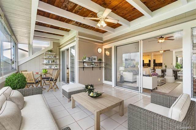 44-160 Hako Street #5, Kaneohe, HI 96744 (MLS #202108177) :: Corcoran Pacific Properties