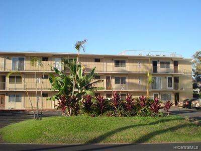 68-101 Waialua Beach Road #203, Waialua, HI 96791 (MLS #202108179) :: Team Lally
