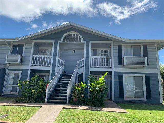 94-820 Lumiauau Street H203, Waipahu, HI 96797 (MLS #202108195) :: Team Lally