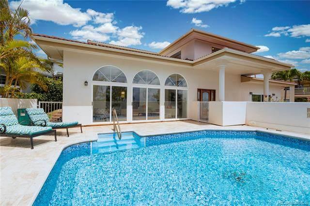 122 Kokololio Place, Honolulu, HI 96821 (MLS #202108199) :: Corcoran Pacific Properties