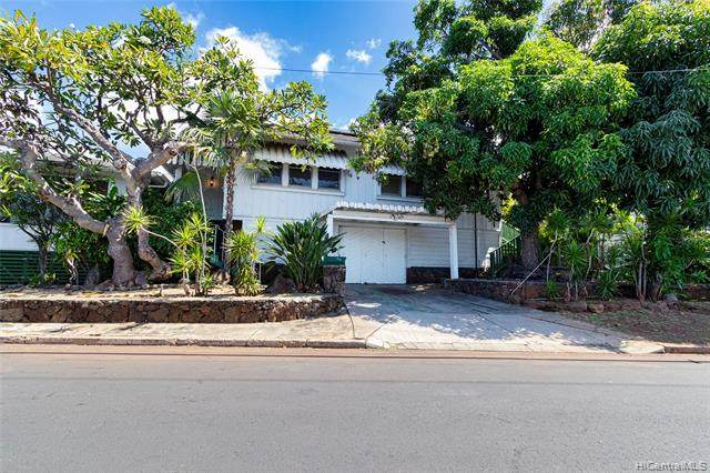 1001 Belser Street, Honolulu, HI 96816 (MLS #202108204) :: Corcoran Pacific Properties