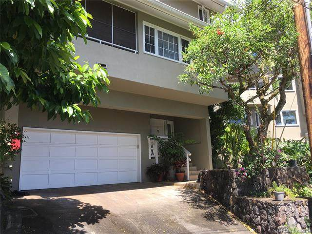 2330 Kaola Way #2, Honolulu, HI 96813 (MLS #202108219) :: Keller Williams Honolulu