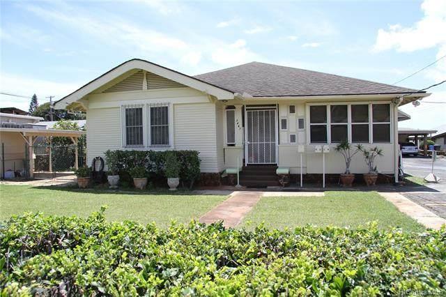3467 Maunaloa Avenue, Honolulu, HI 96816 (MLS #202108244) :: Corcoran Pacific Properties