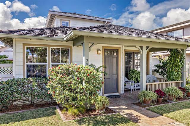 520 Lunalilo Home Road #248, Honolulu, HI 96825 (MLS #202108256) :: LUVA Real Estate