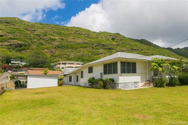 316 Elelupe Road, Honolulu, HI 96821 (MLS #202108258) :: Compass