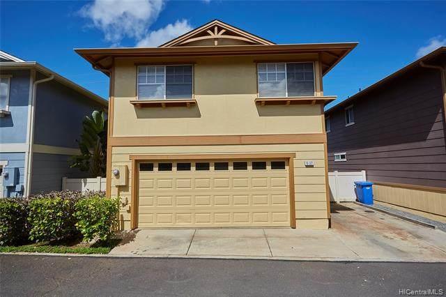 91-372 Makalea Street, Ewa Beach, HI 96706 (MLS #202108263) :: Keller Williams Honolulu