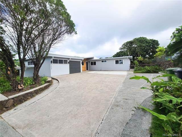 1508 Keolu Drive, Kailua, HI 96734 (MLS #202108265) :: Corcoran Pacific Properties