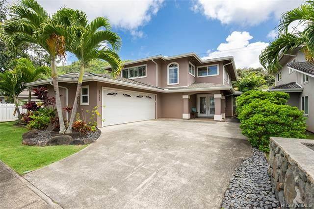 45-158 Ikenakai Street, Kaneohe, HI 96744 (MLS #202108280) :: LUVA Real Estate