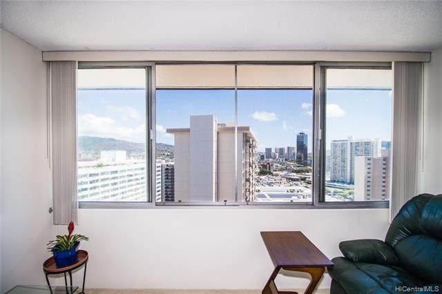 780 Amana Street Ph4, Honolulu, HI 96814 (MLS #202108289) :: LUVA Real Estate