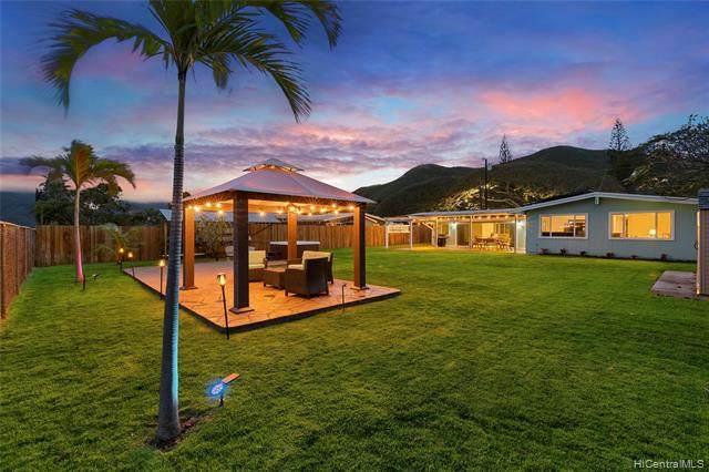 1226 Mokapu Boulevard, Kailua, HI 96734 (MLS #202108291) :: Corcoran Pacific Properties